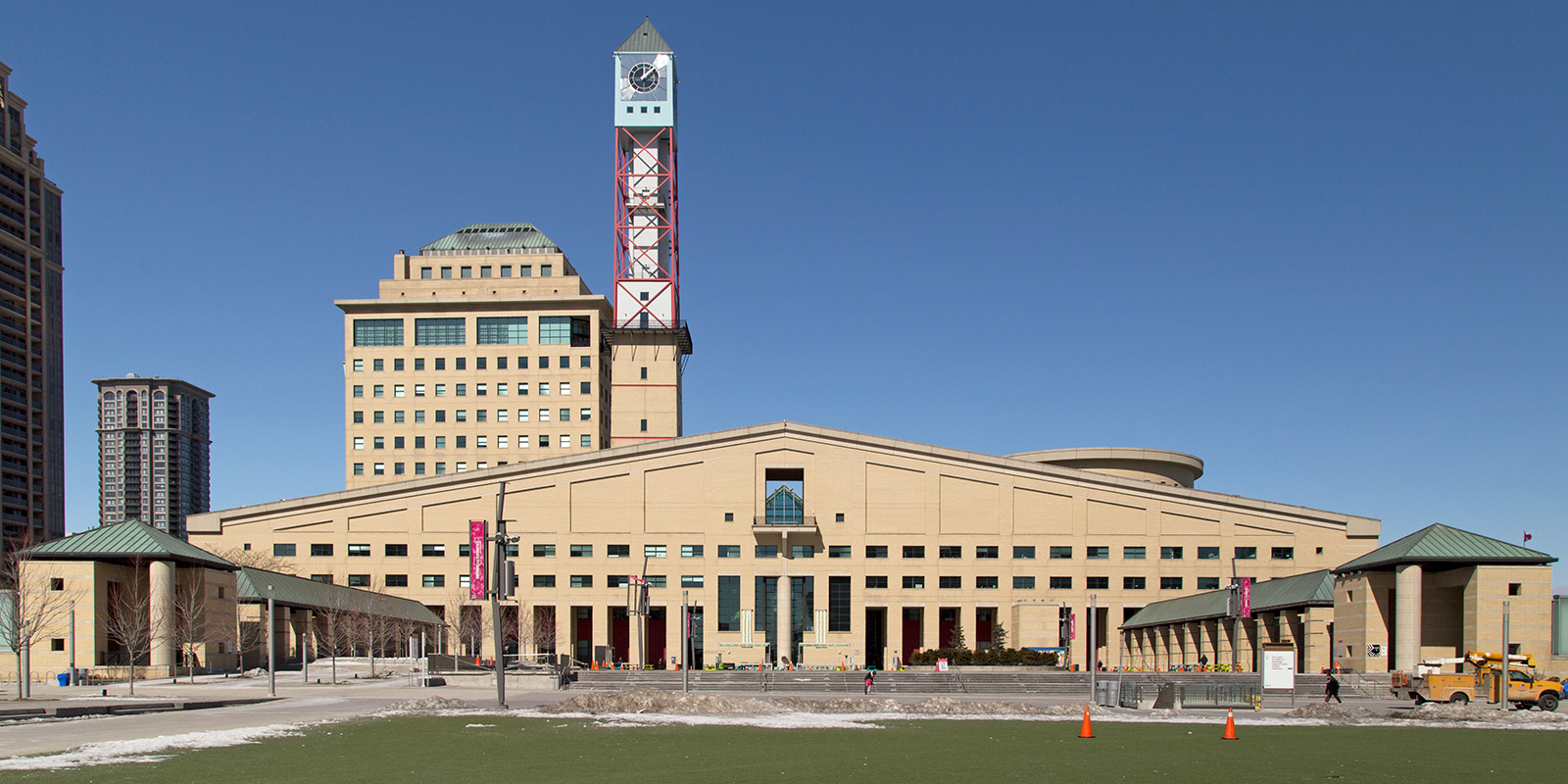 20140326 Mississauga Civic Centre Postmodern Architects Jones And Kirkland