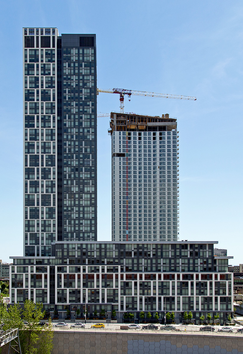 20140609. New social housing has come to CityPlace in Toronto (KPMB Architects).
