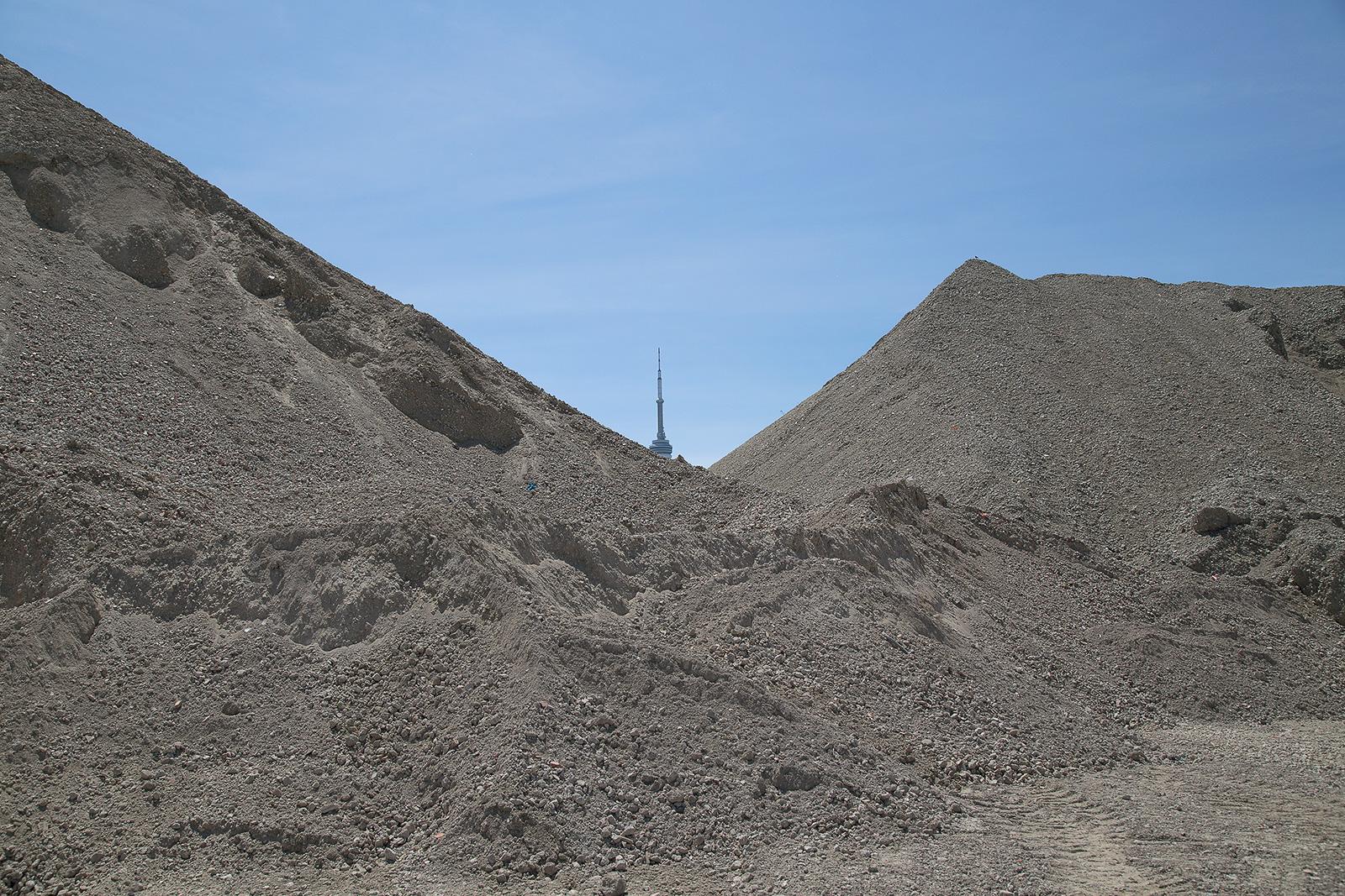 20140615. The sand dunes of Toronto.