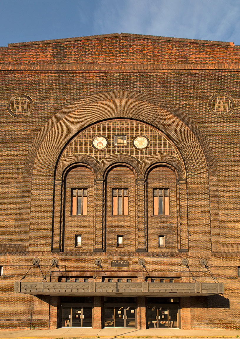 20140906. The Cleveland Masonic Temple and Performing Arts Centr