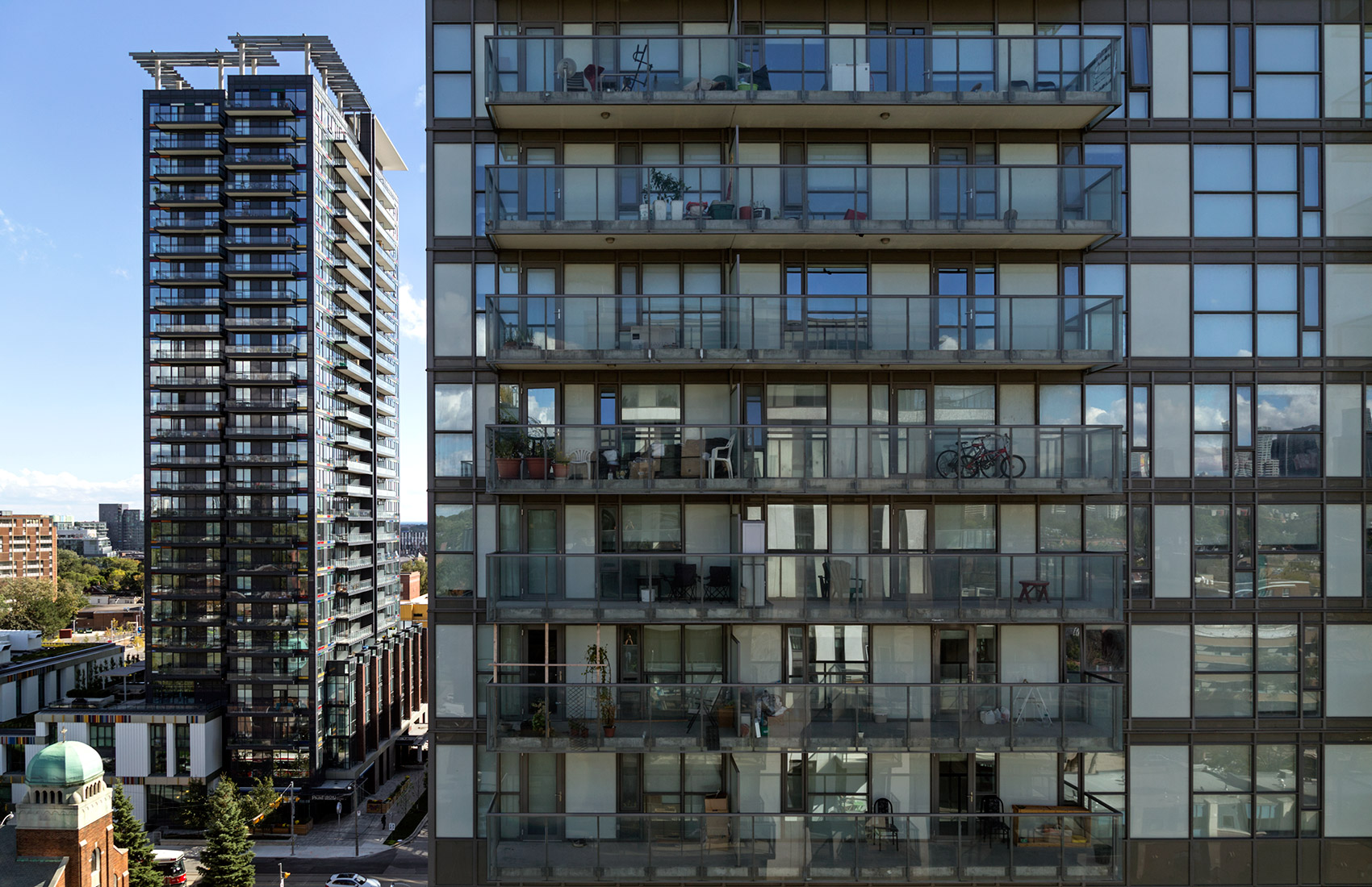 20141105. Living the high-life in mixed-income Regent Park (Pain