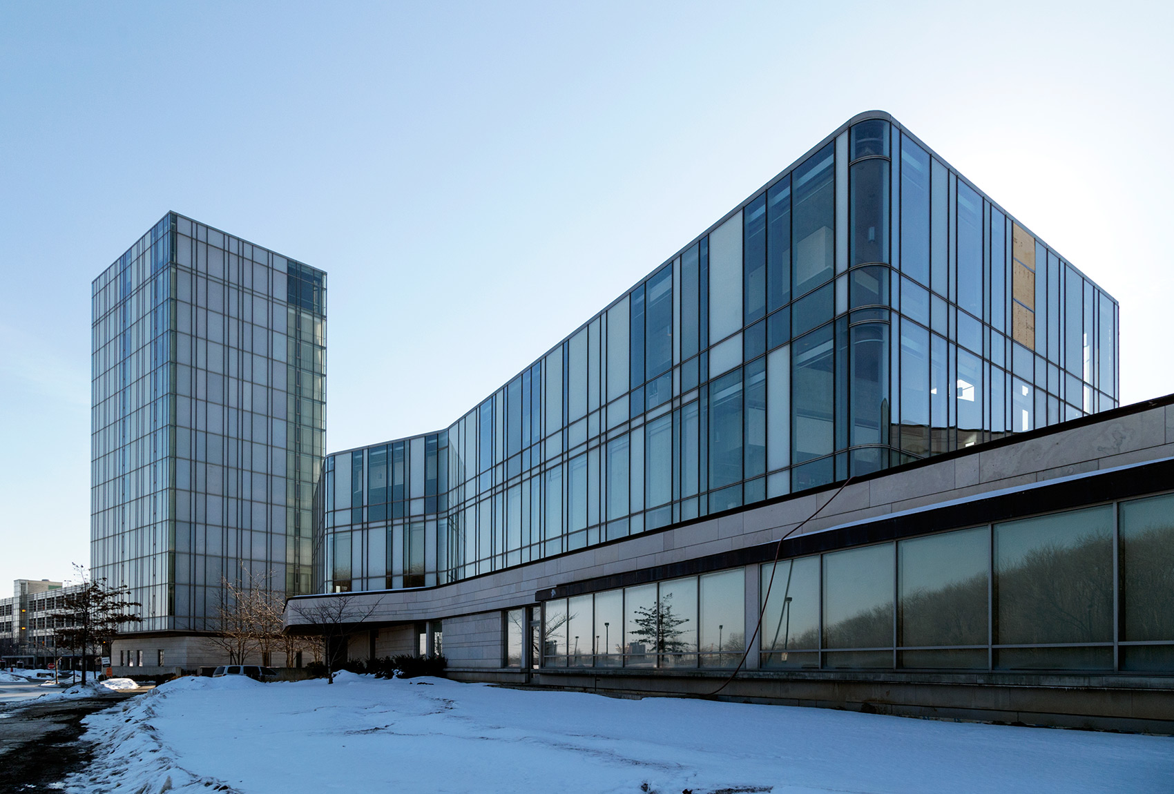 20150216. The award winning Seymour Schulich Building and Execut