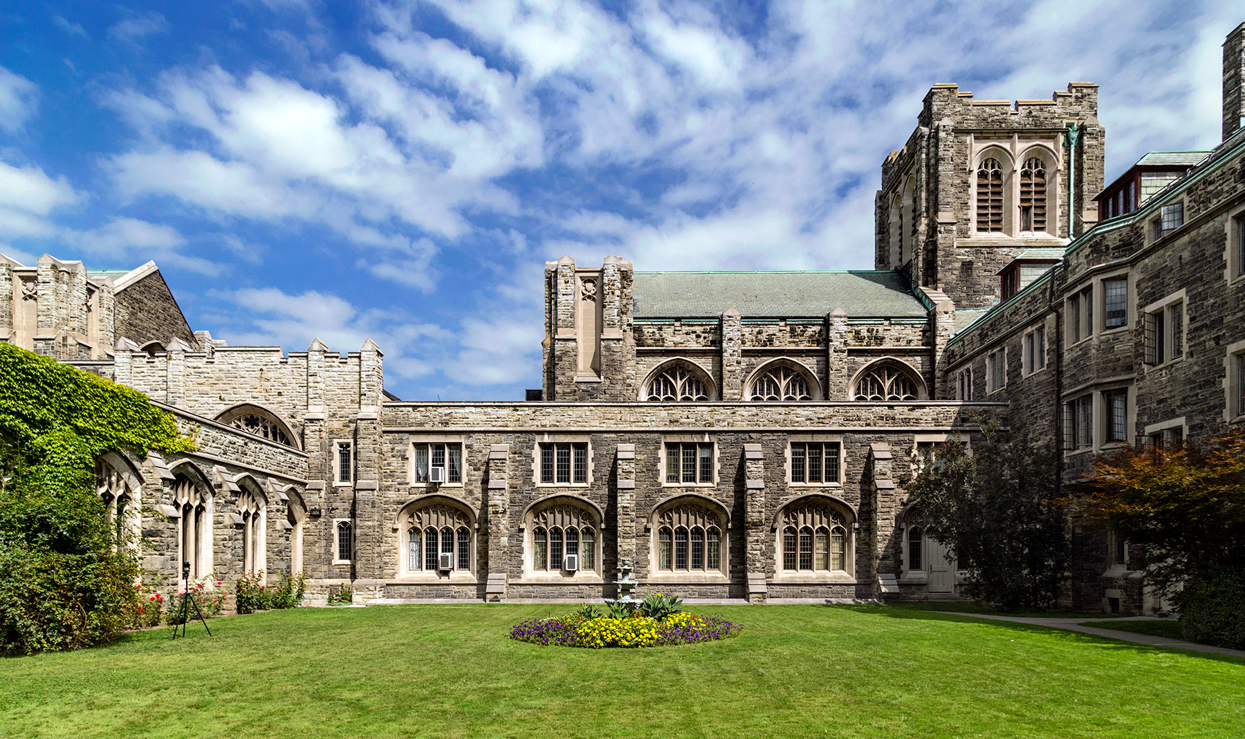 20150517. At Doors Open Toronto, get your Gothic Revival fix at