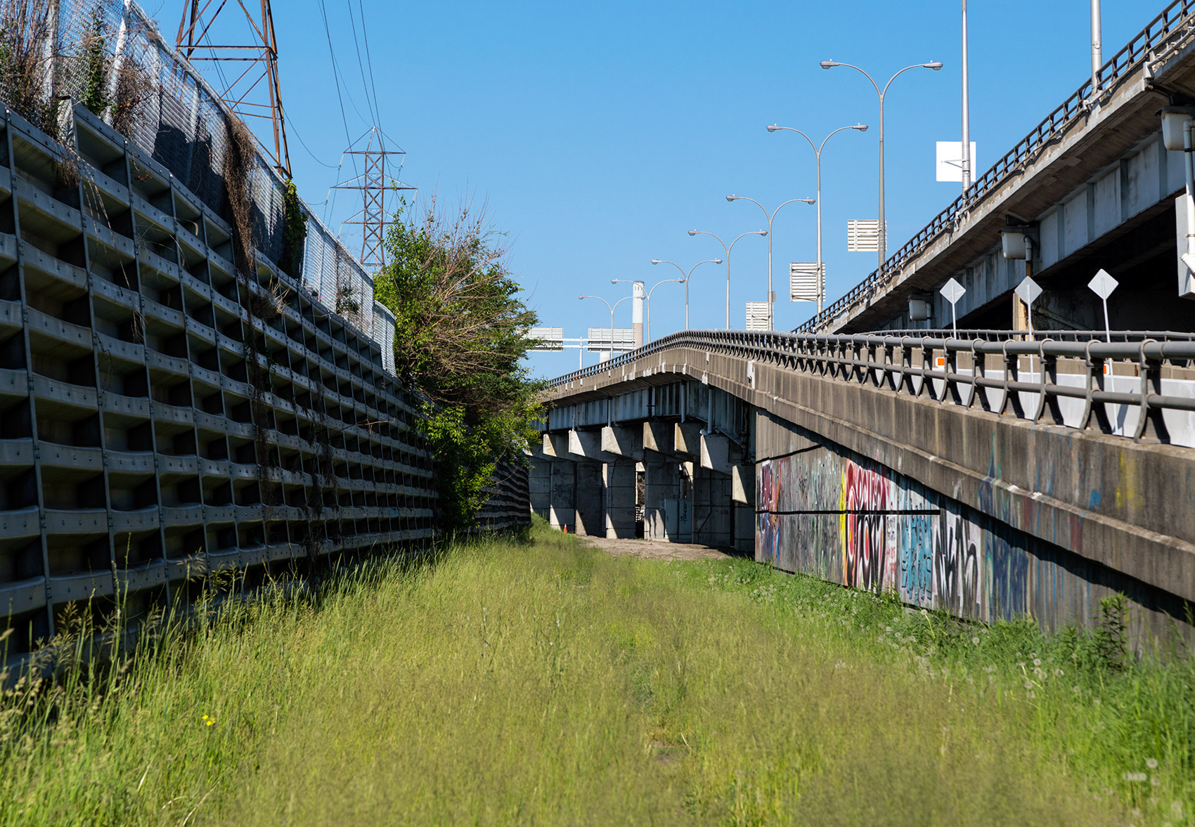 20150609. As is, there's a lot of unused land around Toronto's G