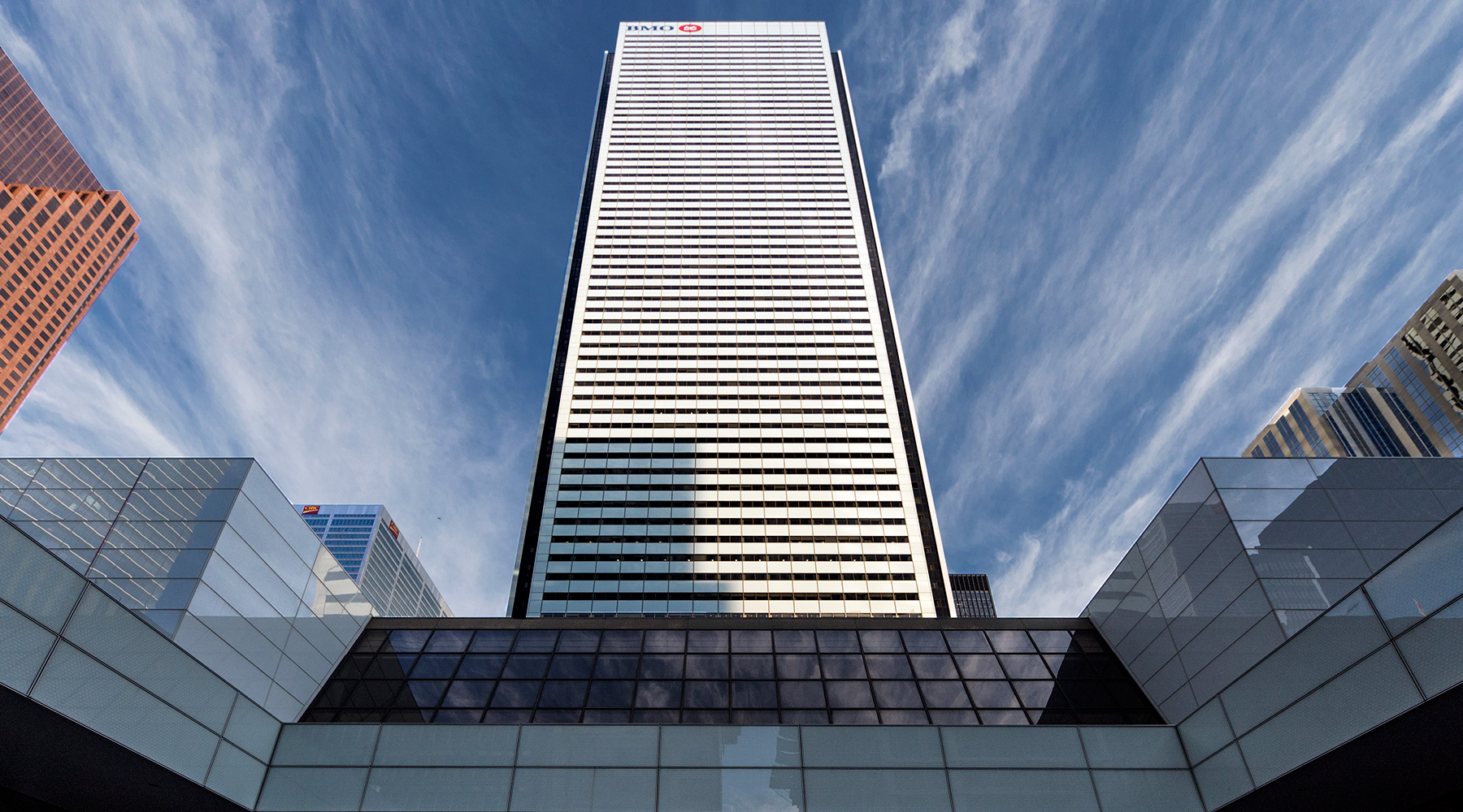 20150927. Toronto's First Canadian Place towers 298 metres over