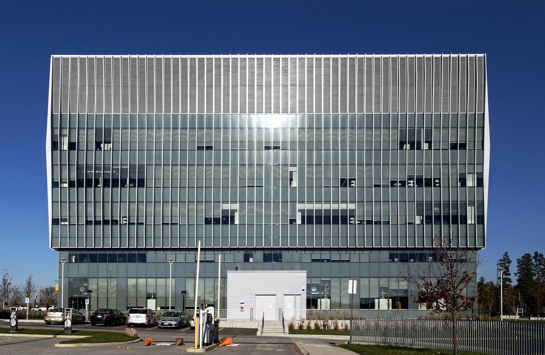 20151213. University of Toronto Scarborough's new Environmental
