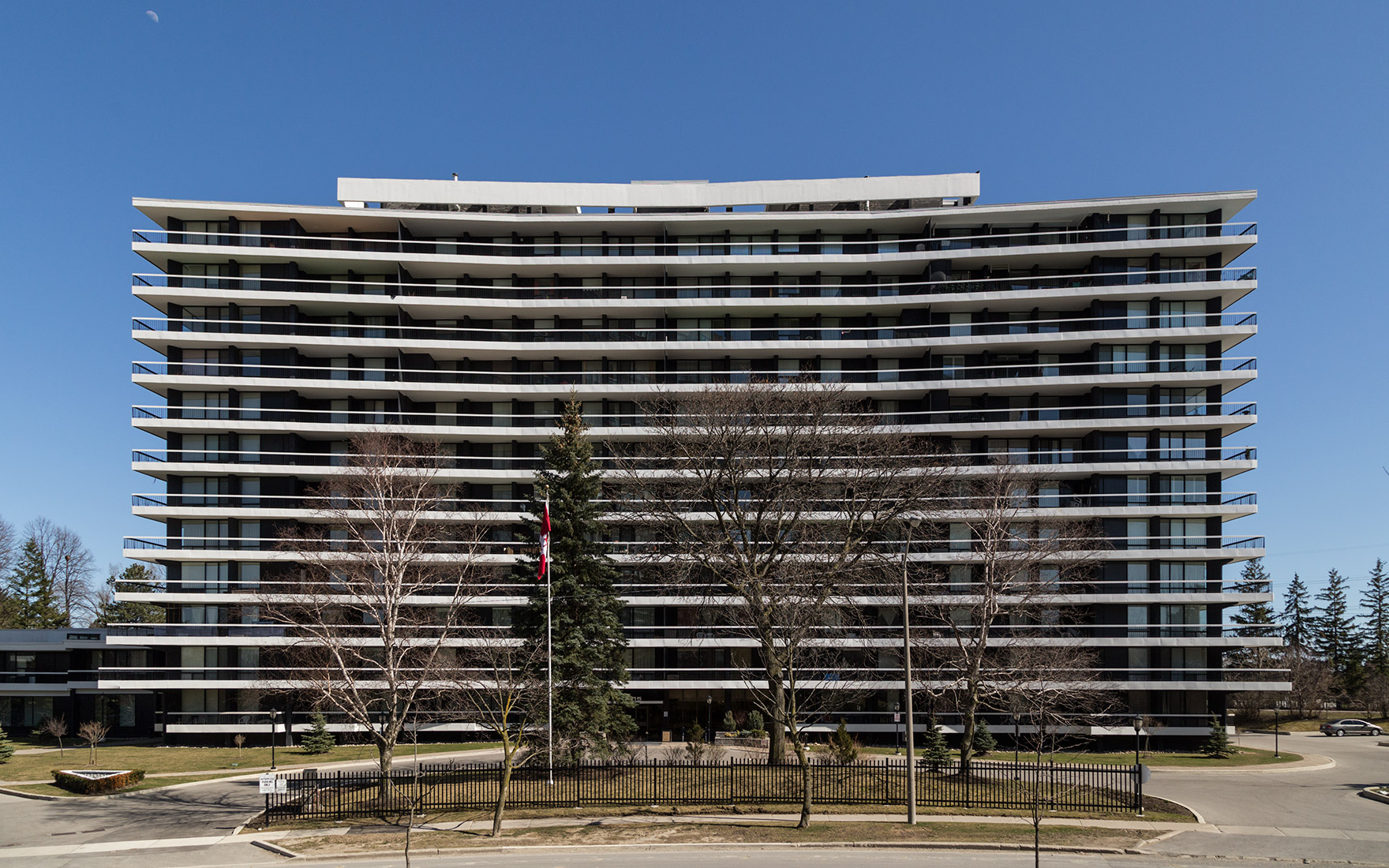 20160425. NetNorth York Modernism. A long view on an unmistakabl