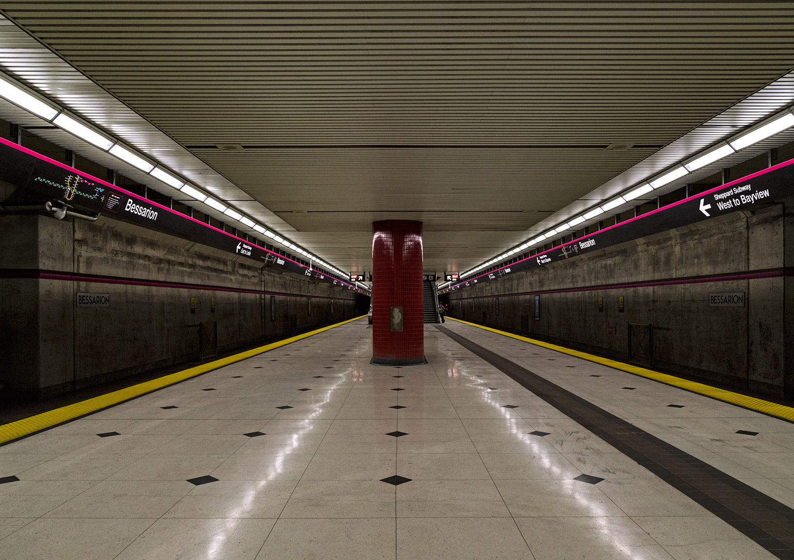 20160616. The Bessarian perspective on the TTC's Sheppard Line.