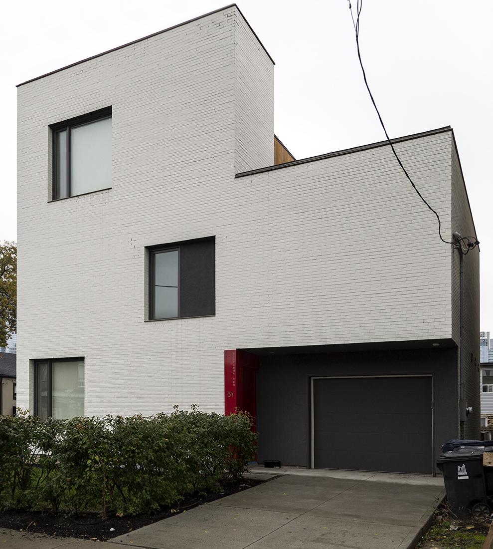 20161018. The Grange Triple Double House is a multi-unit dwellin