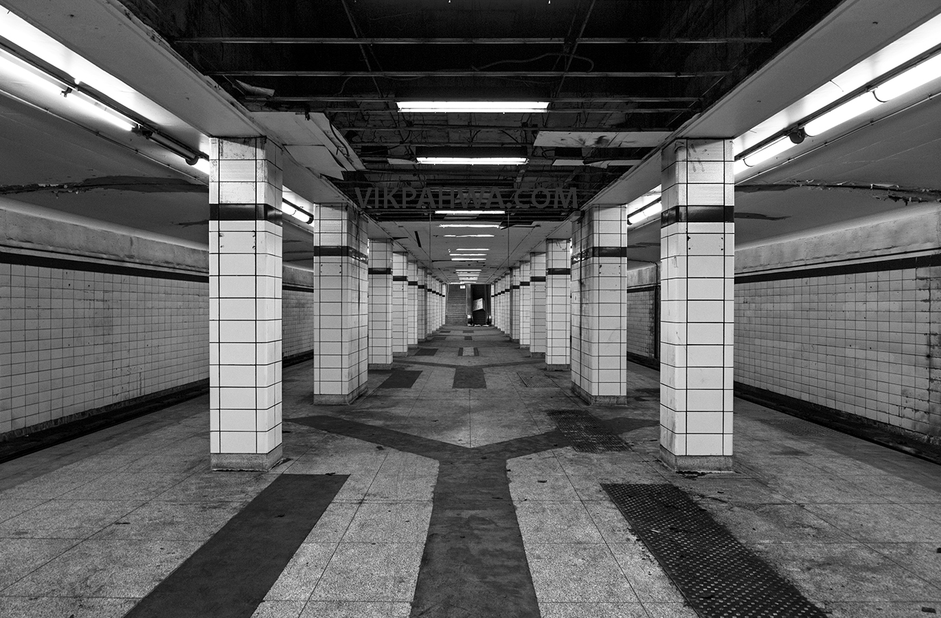 20180521 Check Out An Abandoned Subway Station Closed For